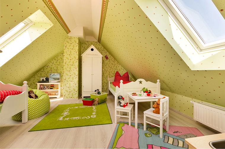 Kinderzimmer spitzboden - Kinderzimmer spitzboden ...